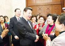 (两会)习近平参加江苏代表团审议